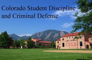 Understanding The Impact Of Colorado University - College Student Discipline Cases On Your Future