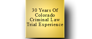 H. Michael Steinberg 30 Plus Years As A Colorado Criminal Defense Lawyer